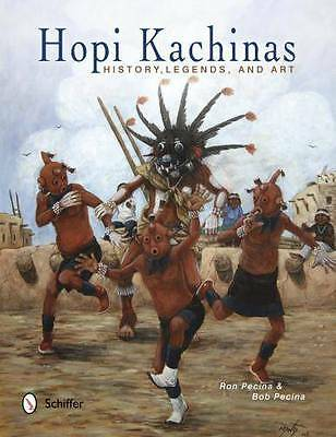 Hopi Kachinas Indian Reference: Culture, History, Dances, Dolls, Legends & Art
