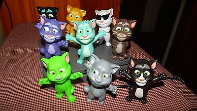 2016 McDONALD'S HAPPY MEAL TOY 9 TALKING TOM CATS FIGURE TOY NON TALKING FIGURE