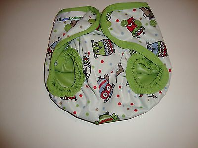 Best Bottoms Cloth Diaper Cover Hoot