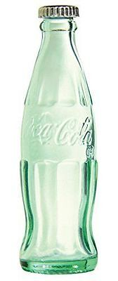 Coca-Cola Green  Bottle Salt and Pepper Shakers-Set of 2 New! Collectible