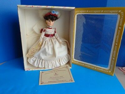 1980s EFFANBEE LOUISIANA DOLL- LIMITED TO 900 DOLLS- EXCLUSIVE GOUDCHAUX/ MB