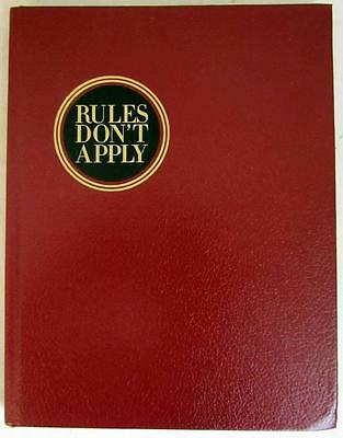 2016 RULES DON'T APPLY FYC Hardcover Script Screenplay by Warren Beatty RARE