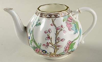 Coalport INDIAN TREE-MULTICOLOR (SCALLOPED,OLDER) Mini Teapot No Lid 10531509