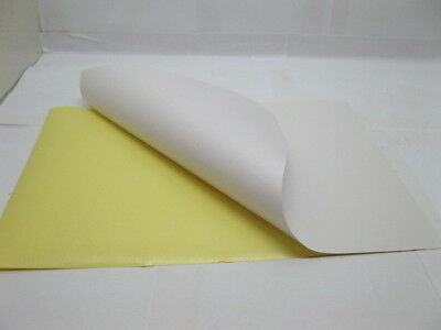 100Sheets Blank A4 Size Paper Label Sticker Self Adhesive