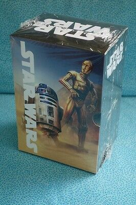 Star Wars Books Complete Collection Episodes I - Vii Force Awakens Jedi New Seal