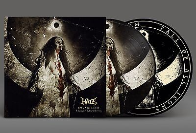 Hate - Solarflesh, a gospel of radiant divinity (Picture Vinyl, lim. 100), 2-LP