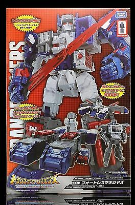 Takara Tomy Transformers Legends Lg-31 Fortress Maximus Nuovo New