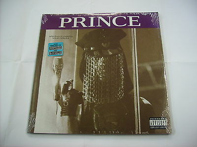 "Prince - My Name Is Prince - 12"" Vinyl New Sealed 1992 U.s.a. Press"