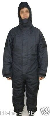 Police CBRN Chemical Resistant Swift Responder 3 Goretex Operational Coverall J9