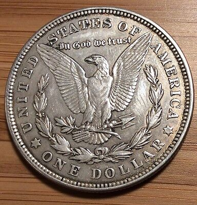 USA: 1921 'Morgan' Dollar: No reserve