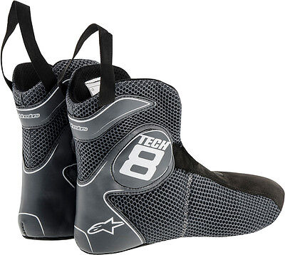 Alpinestars 25Shoet84-13 Tech-8Rs Bootie 13