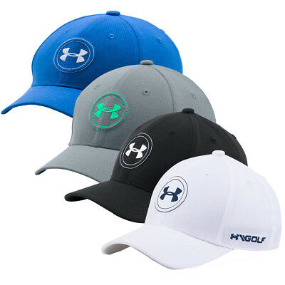 7489b9fa7f5 Under Armour Boys UA Official Tour Golf Cap 2.0 Jordan Spieth 26% OFF RRP