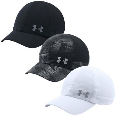 Under Armour 2017 Womens UA Fly By AV Cap Reflective Training Running Hat