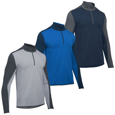 Under Armour 2017 Mens Storm Crestable Golf Sweater Pullover - 47% OFF RRP
