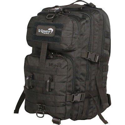Viper Recon Extra Unisex Rucksack Backpack - Black One Size
