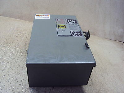 Square D I-Line Busway Switch Pq3606G Max A 60  New