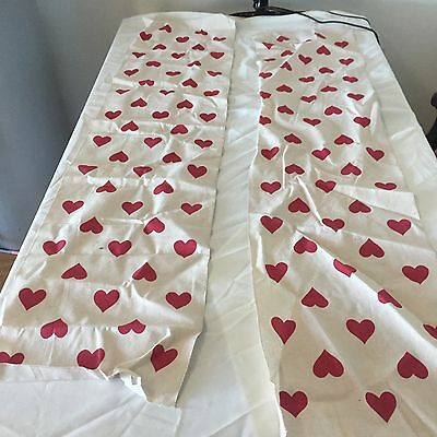 2 48 Inch Long Valentines Day Runners