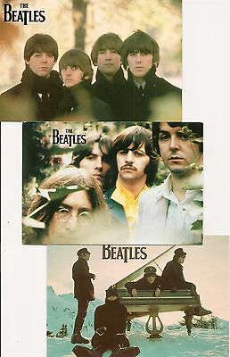 Old Postcards-14 Various ''''THE BEATLES'''' Postcards.