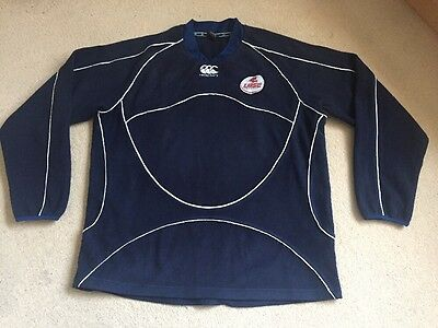 Lille Metropole Rugby Union Long Sleeved Top Size Xl By Canterbury In Vgc