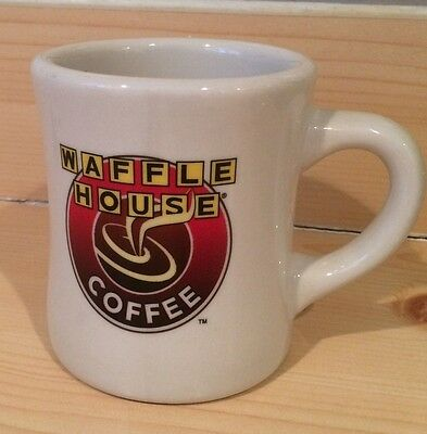 Waffle House TUXTON COFFEE Mug / CUP  ~ Great Gift Idea ~ MINT CONDITION