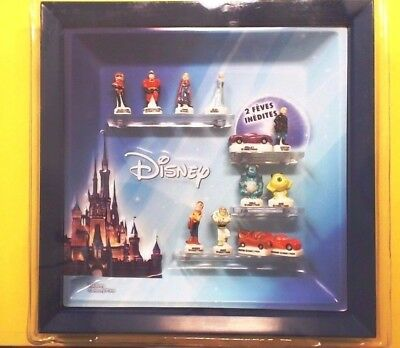 Feves Coffret Collector Disney  + 2 Hors Serie