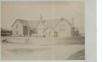 HEREFORDSHIRE RP of Newton School, Vowchurch PU @1908