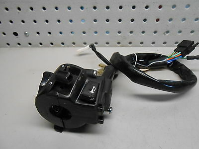 KY2 Kymco Downtown 300i 2015 Left Handlebar Bar Light Switches