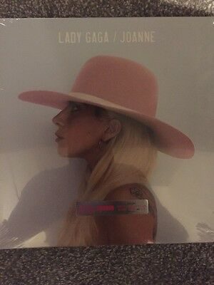 Lady Gaga /  Joanne / Deluxe Double Vinyl Lp - New And Sealed