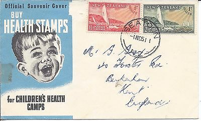 New Zealand  health cover 1951 nz to uk