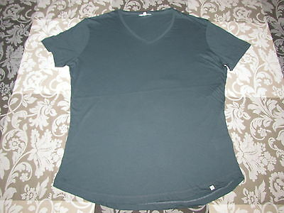 ORLEBAR BROWN V-NECK T-SHIRT MENS TEE SIZE S Small