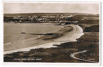 Cullen Sands And Golf Course - Real Photo - Valentinee's No.92267
