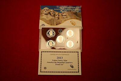 Proof Sets Special (2013 5-Piece Proof Set) [Low Combined Shipping]!