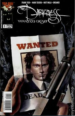 Darkness Wanted Dead (2003) #1 VF