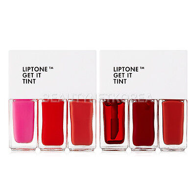 [TONYMOLY] Liptone Get It Tint 4g*3ea 2 Type / Just once