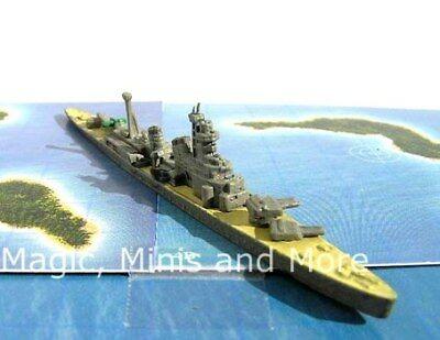 Flank Speed AOBA #34 War at Sea miniature Axis Allies Naval Battles