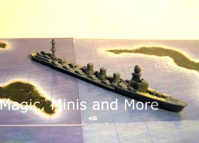 Flank Speed OI #37 War at Sea miniature Axis Allies Naval Battles