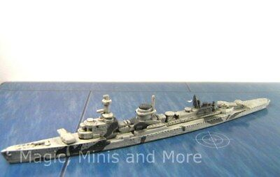 Condition Zebra NURNBERG #26 War at Sea miniature Axis Allies Naval Battles