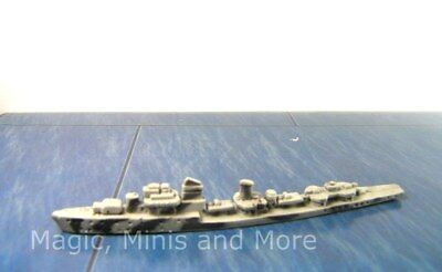 Condition Zebra Z32 #27 War at Sea miniature Axis Allies Naval Battles