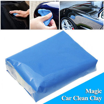 Magic Car Clean Clay Truck Auto Vehicle Bar Cleaning Soap Detailing Wash Cleaner