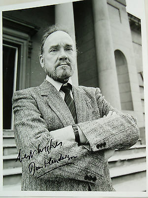Don Henderson .(Film)..' Star Wars'...hand Signed Autograph On Photograph