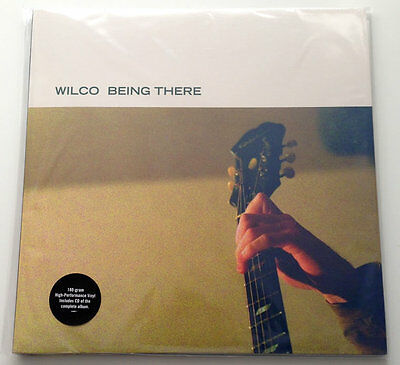 WILCO Being There LIMTIED 180G 2x VINYL LP + CD