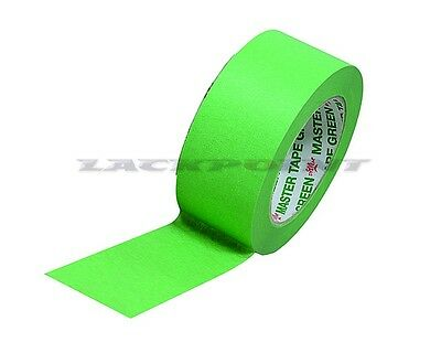1 Rolle CS Master Tape Green 30mm x 50m Klebeband Profi Band Autolack Lackpoint