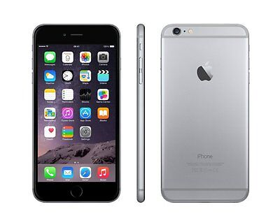 iPhone 6S plus 16 go gris sidéral (space gray)