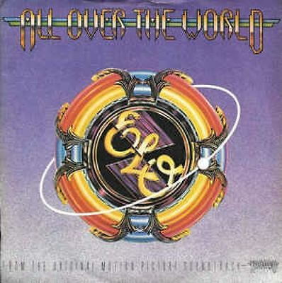 "All Over The World 7"" : Electric Light Orchestra"