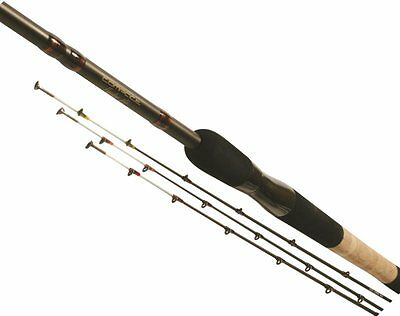 TF Gear Compact Commercial Feeder Rods 8' (3 quiver tips) Hand Built Ex Demo