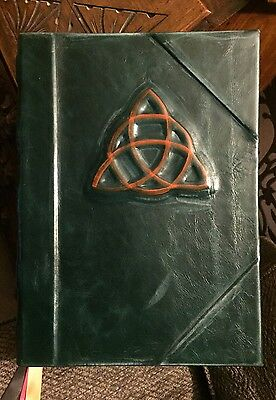 ✨**CHARMED BOOK OF SHADOWS✨REPLICA! PROP! Not Dvd Set! SELLING FAST! ✨•WITCHES•✨