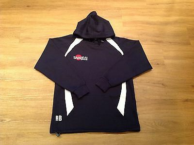 England Rugby Union. Player Issue Kit. Rachael Burford. Training Hoodie. XS.