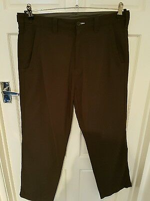 Mens Rohan Stronghold Trousers.34 waist.