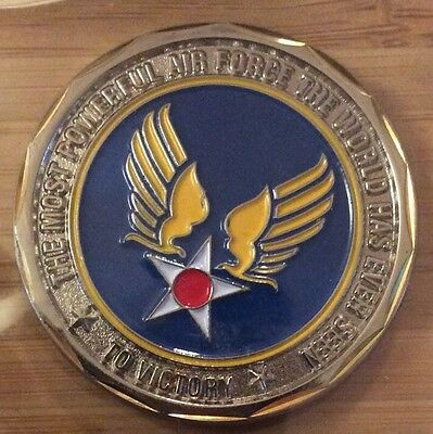 USA Army Airforce Medal