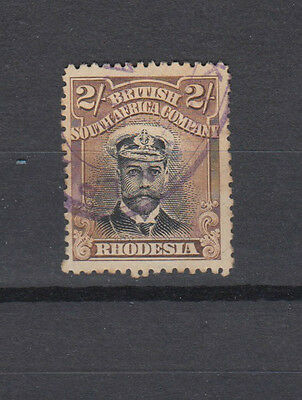 A very nice old Rhodesia 2 Shillings Admiral issue